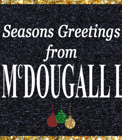 Seasons Greetings from J.D.McDougall
